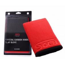 Рукавица автоскраб SGCB Magic Clay Glove Рукавица-автоскраб 210*130 мм