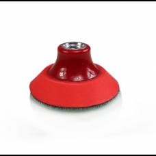 Chemical Guys гибкая полировочная подошва для роторной полировальной машинки 7.62 см, TORQ R5 Rotary Red Backing Plate with Advanced Hyper Flex Technology