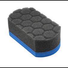 Chemical Guys аппликатор с держателем для нанесения средств по уходу за ЛКП «Easy Grip Applicator Pad Hex-Logic»