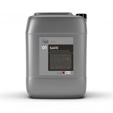 SMART SAFE 01 Первичный бесконтактный состав с защитой хрома и алюминия (23кг/20л)