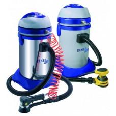 ELSEA  ELECT-WI125EA  (нерж.) - промышленные пылесосы для работы с инструментом