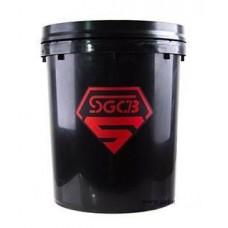 SGCB Ведро для мойки автомобилей с сепаратором, 20 л,черное