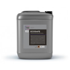 Автоочиститель SMART ECOSAFE 02 Первичный бесконтактный состав без фосфата и растворителей  (5кг/5л)
