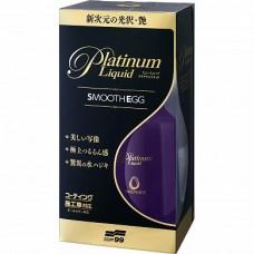 SOFT99 Smooth Egg Platinum Liquid — глянцевая полимерная защита