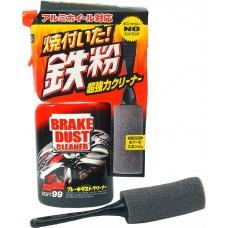 Очиститель дисков колес SOFT99 Brake Dust Cleaner — деликатная и безопасная очистка