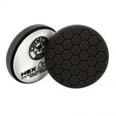 Полировальные круги для автомобиля Chemical Guys №6 жесткости  черный пенополиуретановый полировальный круг Hex-Logic 16,51 см