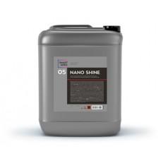 Очиститель кузова автомобиля SMART NANO SHINE 05 Нано-консервант для кузова автомобиля с глубоким блеском (5л)