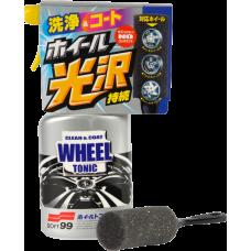 SOFT99  New Wheel Tonic 400 — антистатические свойства