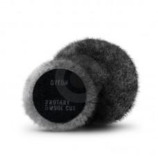 Полировочный круг GYEON Q2M Rotary wool cut pads серый меховой режущий круг,125 мм