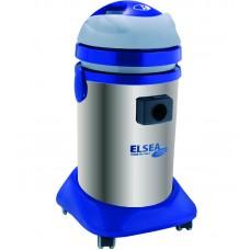 ELSEA  ARES/PLUS-WI125 (нерж.) - промышленный пылесос  для сухой и влажной уборки