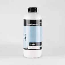 Шампунь для бесконтактной мойки авто Shine Systems Light - активный шампунь для бесконтактной мойки 1л