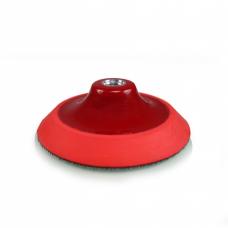 Chemical Guys гибкая полировочная подошва для роторной полировальной машинки 12.70 см, TORQ R5 Rotary Red Backing Plate with Advanced Hyper Flex Technology
