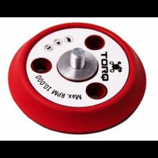 Chemical Guys гибкая полировочная подошва для орбитальной полировальной машинки TORQ 7.62 см Dual-Action Red Backing Plate with Hyper Flex Technology