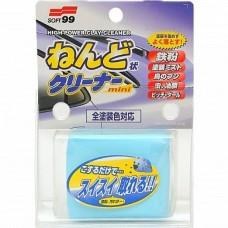Автоглина SOFT99  Surface Smoother Mini глина для очистки ЛКП