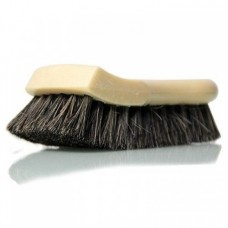 Chemical Guys щетка с длинной щетиной из натурального конского волоса Long Bristle Horse Hair Leather Cleaning Brush