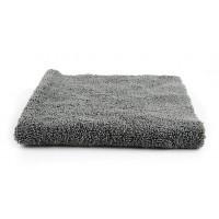 SGCB Edgeless Polish Towel - Микрофибра без оверлока односторонняя 40*40см 380 гр/м2, серая