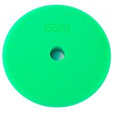 Полировальный круг для полировки автомобиля SGCB RO/DA Foam Pad Green - полировальный круг твердый,зеленый 150/160 мм Применение