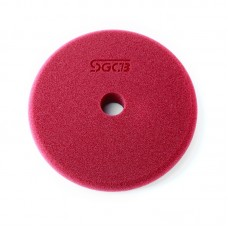 Полировальный круг для полировки автомобиля SGCB RO/DA Foam Pad Wine - полировальный круг полутвердый, бордовый 130/140 мм Применение