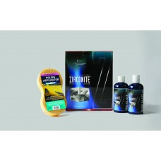 ZIRCONITE NANO-GLAZE KIT- защитное покрытие на основе PTFE и акрила ,125ml x 2 набор